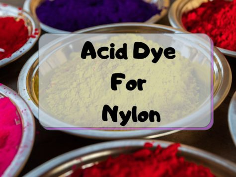Acid dye for Nylon