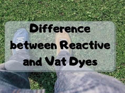 Difference between Reactive and Vat Dyes