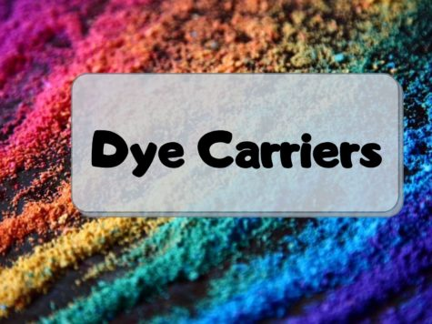 Dye Carriers