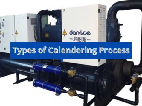 Types of calendering process