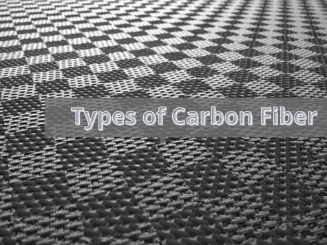 types of carbon fiber